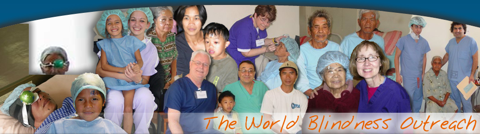 World Blindness Outreach